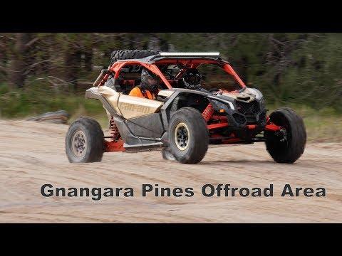 Gnangara Pines off road area - Perth Western Australia
