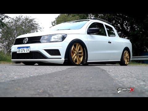 VW Saveiro Con Neumática By KM X