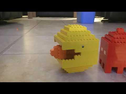 Lego Pac-Man