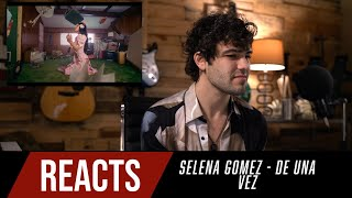 Producer Reacts to Selena Gomez - De Una Vez