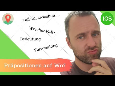 Learn German   Verbs with prepositions 👉 Accusative or dative?   What are you afraid of? from YouTube · Duration:  11 minutes
