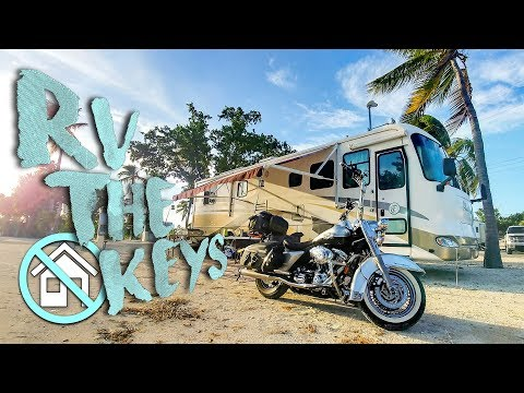 RV The Florida Keys: Big Pine, Bahia Honda, And Pigeon Key