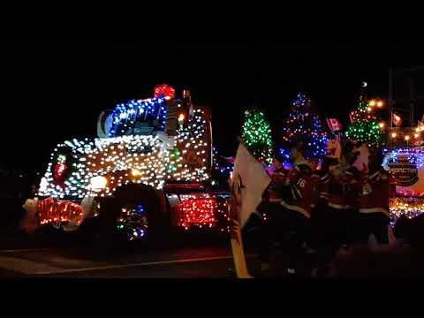 2017 Moncton Christmas Parade