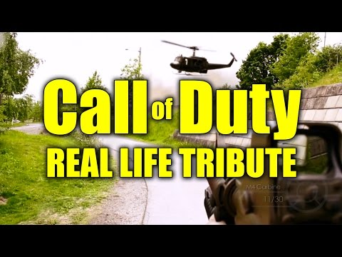 MW3: First Mission Walkthrough [HD] - (Real Life Tribute) [Eliminate General Ivan]