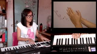 Kiss You - One Direction (Piano Instrumental)