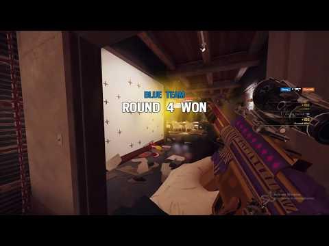 INSANE IQ Ace + Some Crazy Flicks | Rainbow Six Siege
