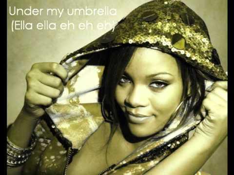 Rihanna Ft. Jay - Z   -  Umberella Lyrics