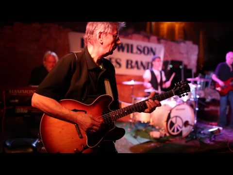 Pete Wilson Blues Band, live in Bujalcayado, Spanien, Route 66