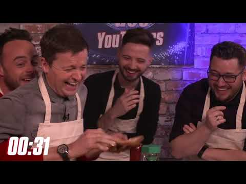 Ant and Dec Funny Moments chosen  the fans