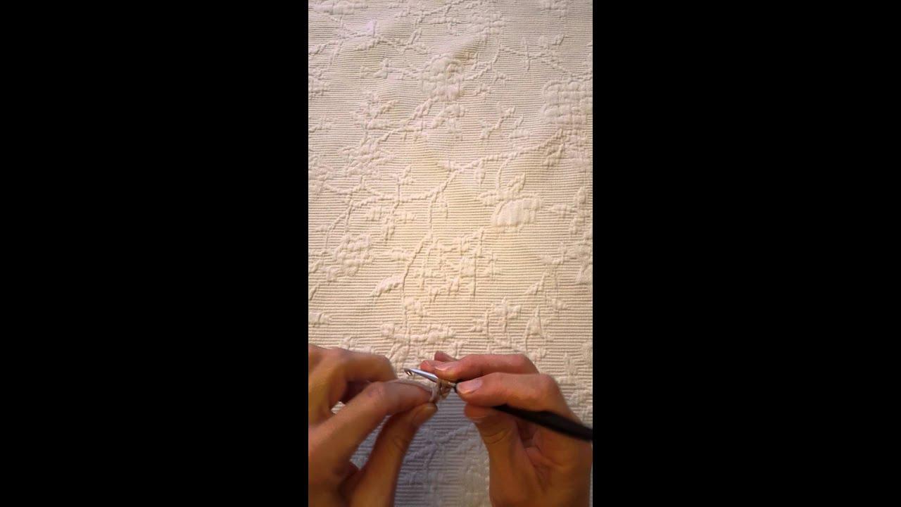 Kreisweste Crochetalong Fadenring Häkeln Youtube