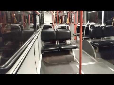 Jízda trolejbusem Škoda