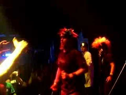 Psychostick - Jagermeister Love Song @ Bourbon Street