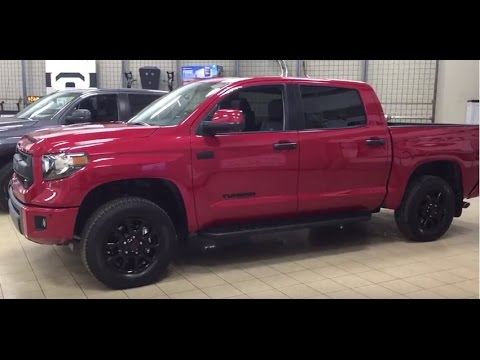 2017 toyota tundra trd pro review youtube. Black Bedroom Furniture Sets. Home Design Ideas