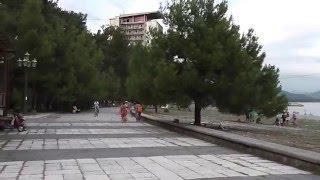 *** Путешествие // Travel  Аҧсны - Абхазия, г. Пицунда, сентябрь // Abkhazia, Pitsunda, September