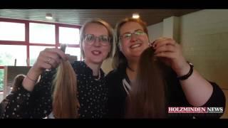 143 Personen spenden ihr Haar am Campe-Gymnasium zugunsten krebskranker Kinder