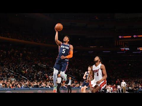 Frank Ntlikina: The New York Knicks' longest tenured player