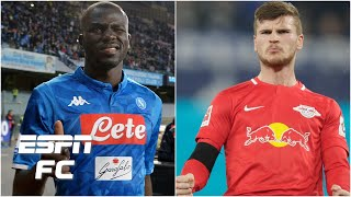 Should Liverpool sign RB Leipzig s Timo Werner or Napoli s Kalidou Koulibaly Premier League