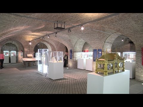 Oldest British archive outside of England presents exhibition in Rome
