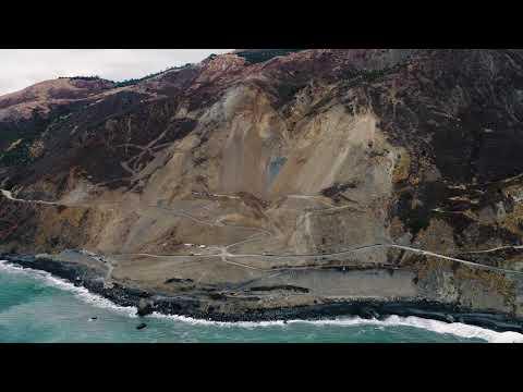 Big Sur Slide