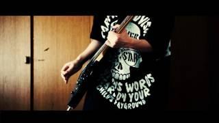 【弾いてみた】BREAK FREE feat. KAMIKAZE BOY of MAN WITH A MISSION【VAMPS】