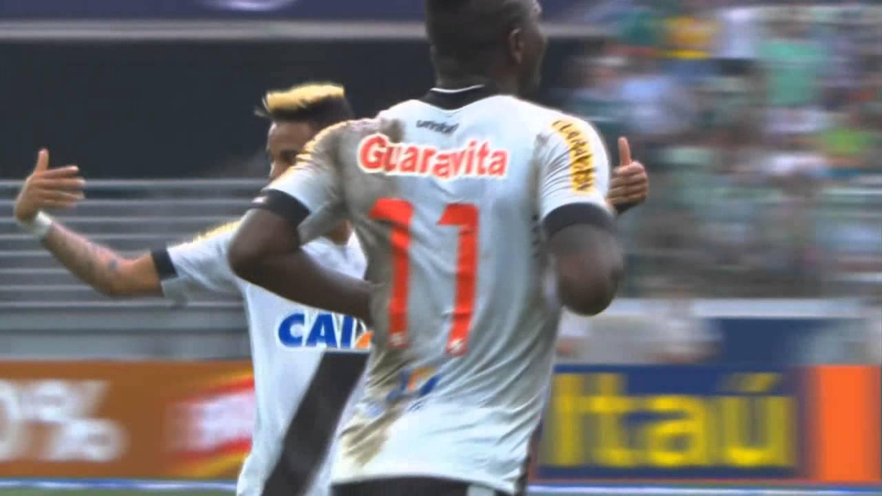 Vasco 2 x 0 Palmeiras 34ª rodada do Brasileirão 2015 (Narração com hinos) 2b8501c6377ee