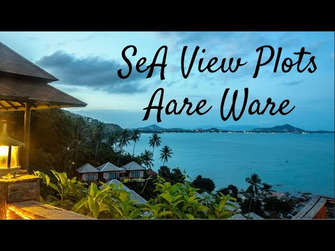 Sea View plot for Sale at AareWare Beach near Ganapatipule for just ???????? Rupees !