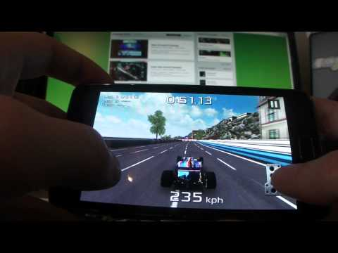 Red Bull Augmented Racing Reloaded Android Gameplay