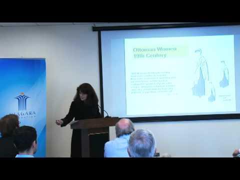 Turkey Study Workshop 2011, Women, Gender, and Society in Turkey, Dr. Marcia Hermansen