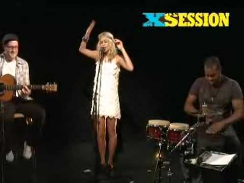 Pixie Lott  -Band Aid(Acoustic on Xsession)