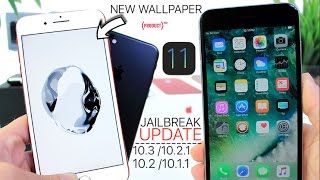 New iPhone 7 (RED) Wallpaper, iOS 10.2.1 /10.3 Jailbreak Update info & More