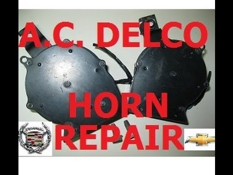 How to fix a car horn