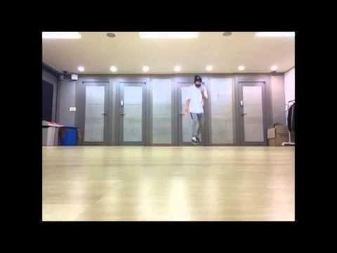 150303 Jungkook Dance Practice