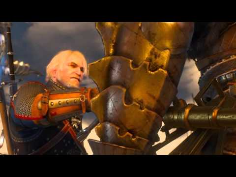 The witcher 3 geralt vs imlerith caranthir and eredin - The witcher 3 caranthir ...