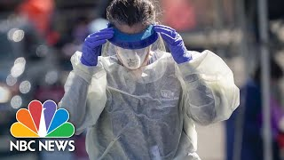 COVID-19 First Responders: 'A Matter Of Time' Before It Spreads To Your Community | NBC News NOW