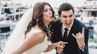 Красивый Свадебный клип Сочи