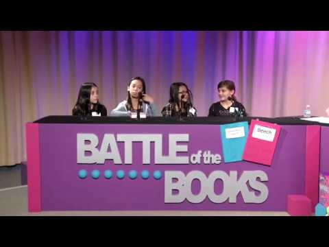 Battle of the Books- January 17, 2017 PM