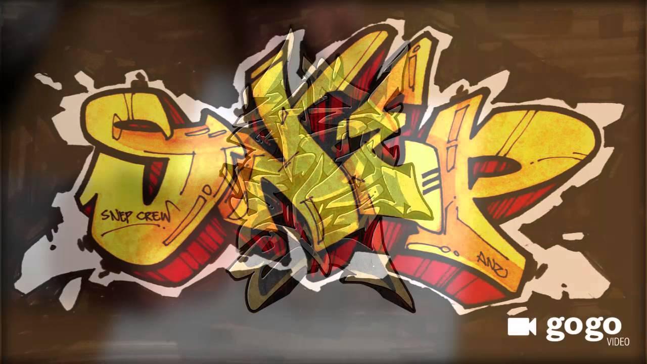 Anz graffiti
