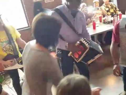 Zydeco Breakfast with Leroy Thomas and the Zydeco Road Runners