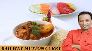 Railway Mutton curry  - VahChef