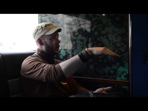Solefald interview at Magasin 4 (Brussels) on 17th April 2013