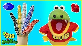 Learn Colors and Family Finger Nursery Rhymes