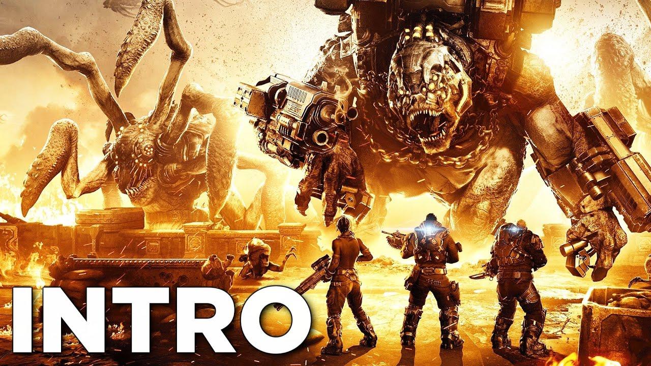 Gears Tactics Walkthrough Gameplay Part 1 Intro Full Game Full Games Video Games Pc Gameplay