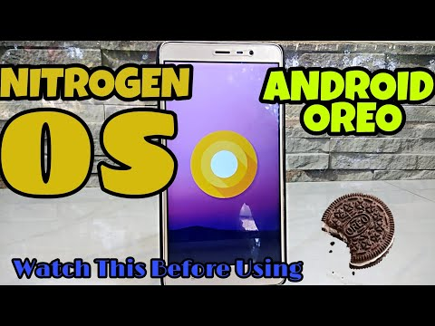 Nitrogen OS - ANDROID OREO On Redmi Note 3 | Review