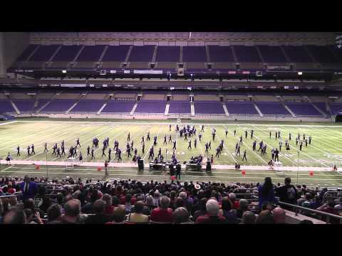Abilene Wylie High School Band 2012 - 3A UIL State Marching Band Contest