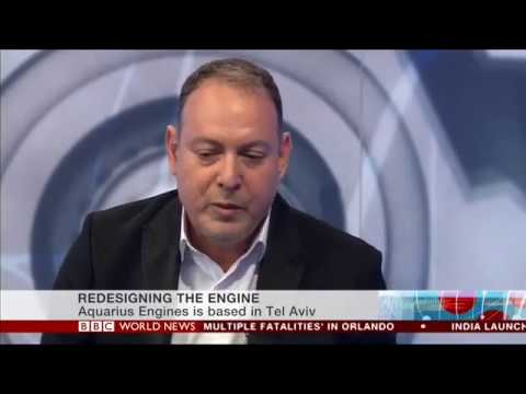 Aquarius Engines on BBC news