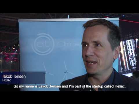 #CKICSLUSH Jakob Jensen, CCO, Heliac