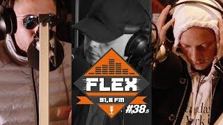 FleX FM - FLEXclusive Cypher 38.5 (Celo & Abdi, Olexesh)