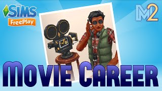 Sims FreePlay - Movie Career Tutorial