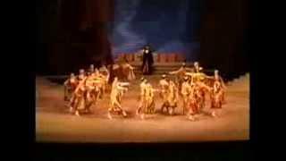 """Hungarian from """"Raymonda"""" Mariinsky Theatre"""