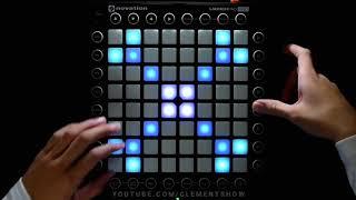 Video Alan Walker   The Spectre   Launchpad Cover UniPad Project File download MP3, 3GP, MP4, WEBM, AVI, FLV Juni 2018